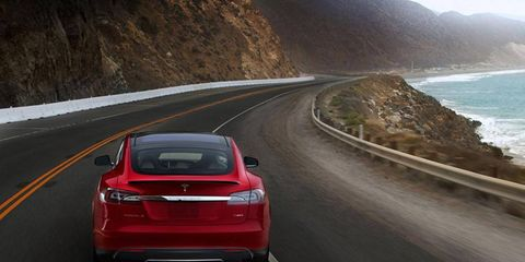 A coast-to-coast trip in a Tesla is now possible, though the route isn't the most direct.