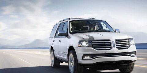 Full-size luxury SUV arrives