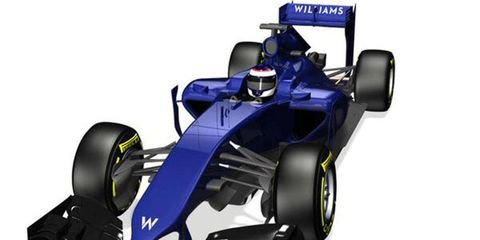 This marks the first time that Mercedes and Williams have worked together in Formula One.