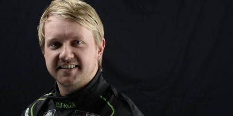 Ryan Dalziel recently took part in Daytona testing for the Tudor United SportsCar Championship.