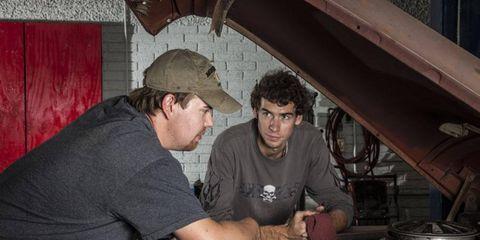Cap, Baseball cap, Mechanic, Engineering, Machine, Auto mechanic, Automobile repair shop, Tinsmith, Cricket cap,