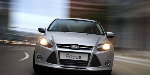 The 2014 Ford Focus SE sedan is a great addition to the B-segment car lineup.