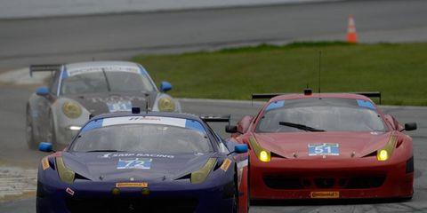 The Rolex 24 is Jan. 25-26 at Daytona International Speedway.