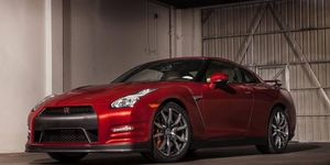 The 2015 Nissan GT-R is on sale now.