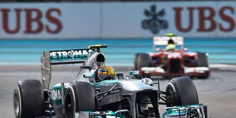 Mercedes in 2011 spent $180.7 million on its F1 engine division, and increased the investment to $205.4 million the following year as a result of development work on the V6.