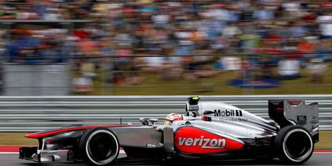 McLaren will launch its 2014 car online on Jan. 24.