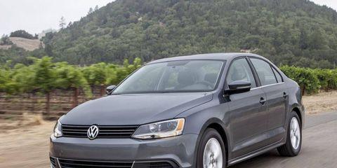 The 2014 Volkswagen Jetta SE is a Volkswagen on a budget.