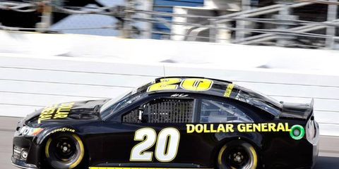 Matt Kenseth hopes to be in NASCAR's Final Four when the series has its finale at Homestead, Fla., in November.