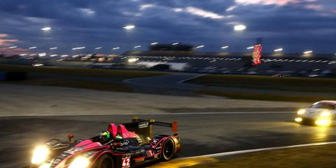 The Rolex 24, in its first year as part of the Tudor United SportsCar Championship, wasn't quite what writer Gary Watkins was hoping for.
