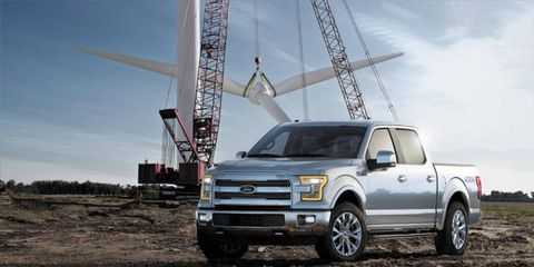 Ford offers up the opportunity to test out the 2015 F-150.