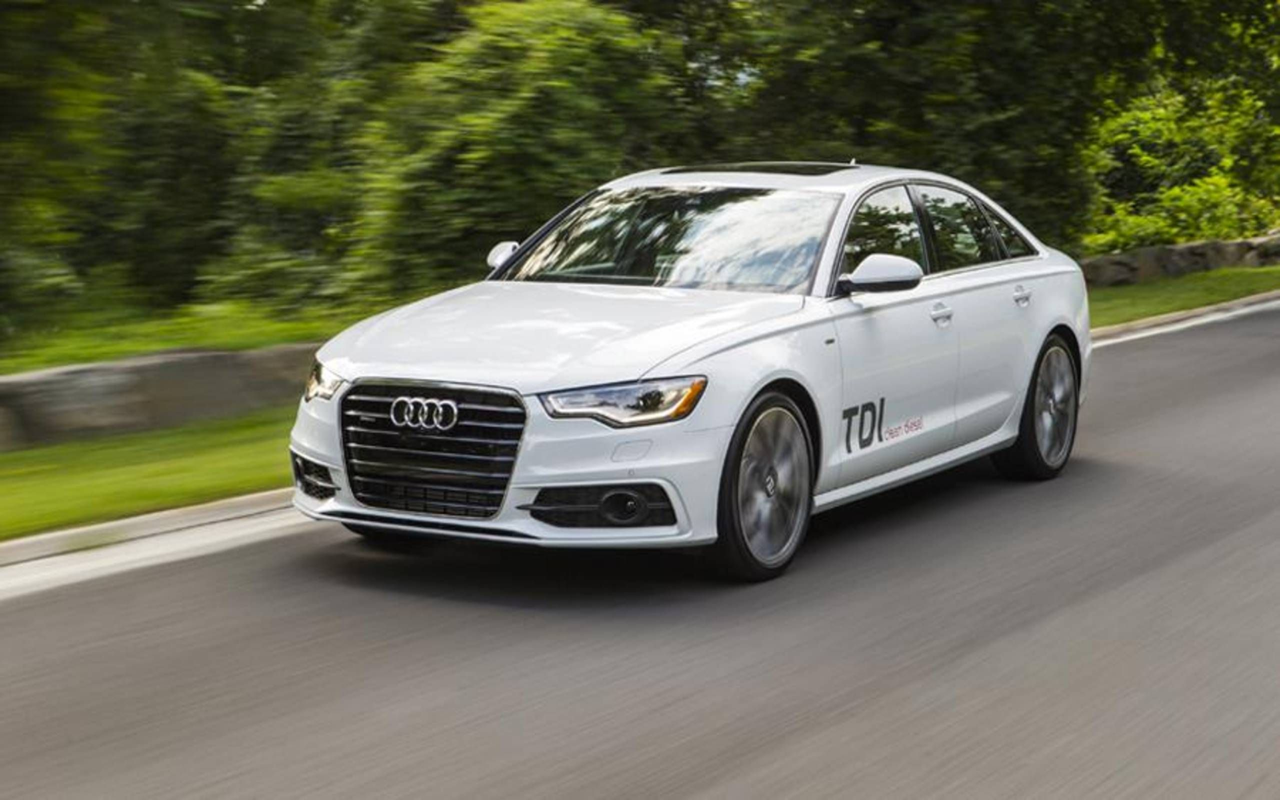 2014 Audi A6 TDI Prestige review notes | Audi A6 All Lights Meaning |  | Autoweek