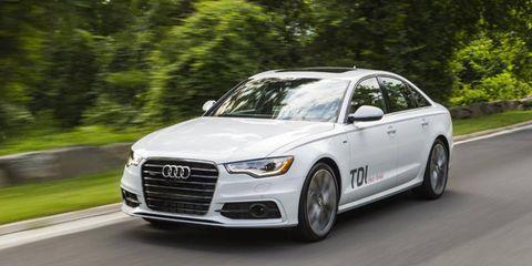 The 2014 Audi A6 TDI Prestige is a winner in our book.