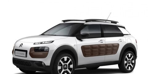 The Citroën C4 Cactus will be formally revealed tomorrow, Feb. 5.