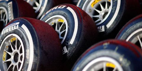 Formula One preseason testing is also important to the tire supplier, Pirelli.