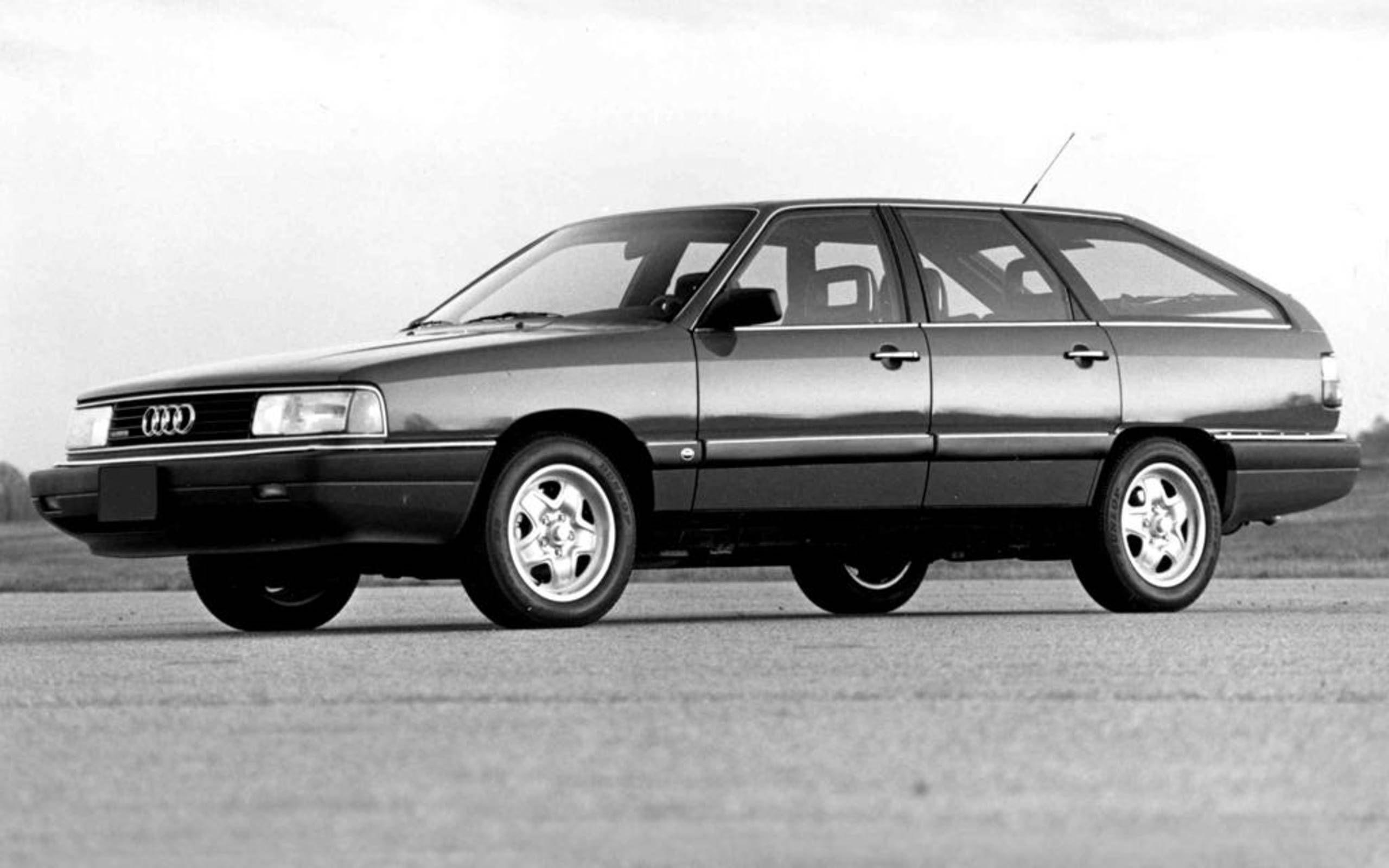 Audi 200 Quattro Avant Hits Craigslist Briefly