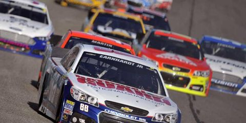 Dale Earnhardt Jr.'s last win came in the 2012 Sprint Cup season at Michigan.
