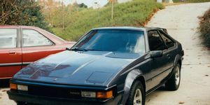They're not going to be coveted collectibles anytime soon, but '80s sporty cars like this 1984 Supra Mk II aren't going to get any cheaper.
