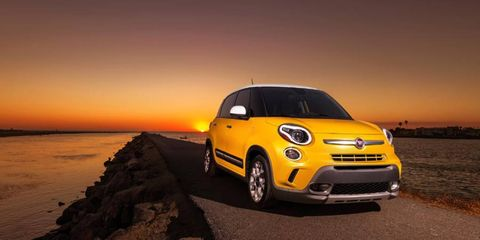 The 2014 Fiat 500L Easy did not win us over in the transmission department.