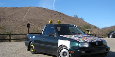 """This car,"" said Matt Farah, ""...is not good."""