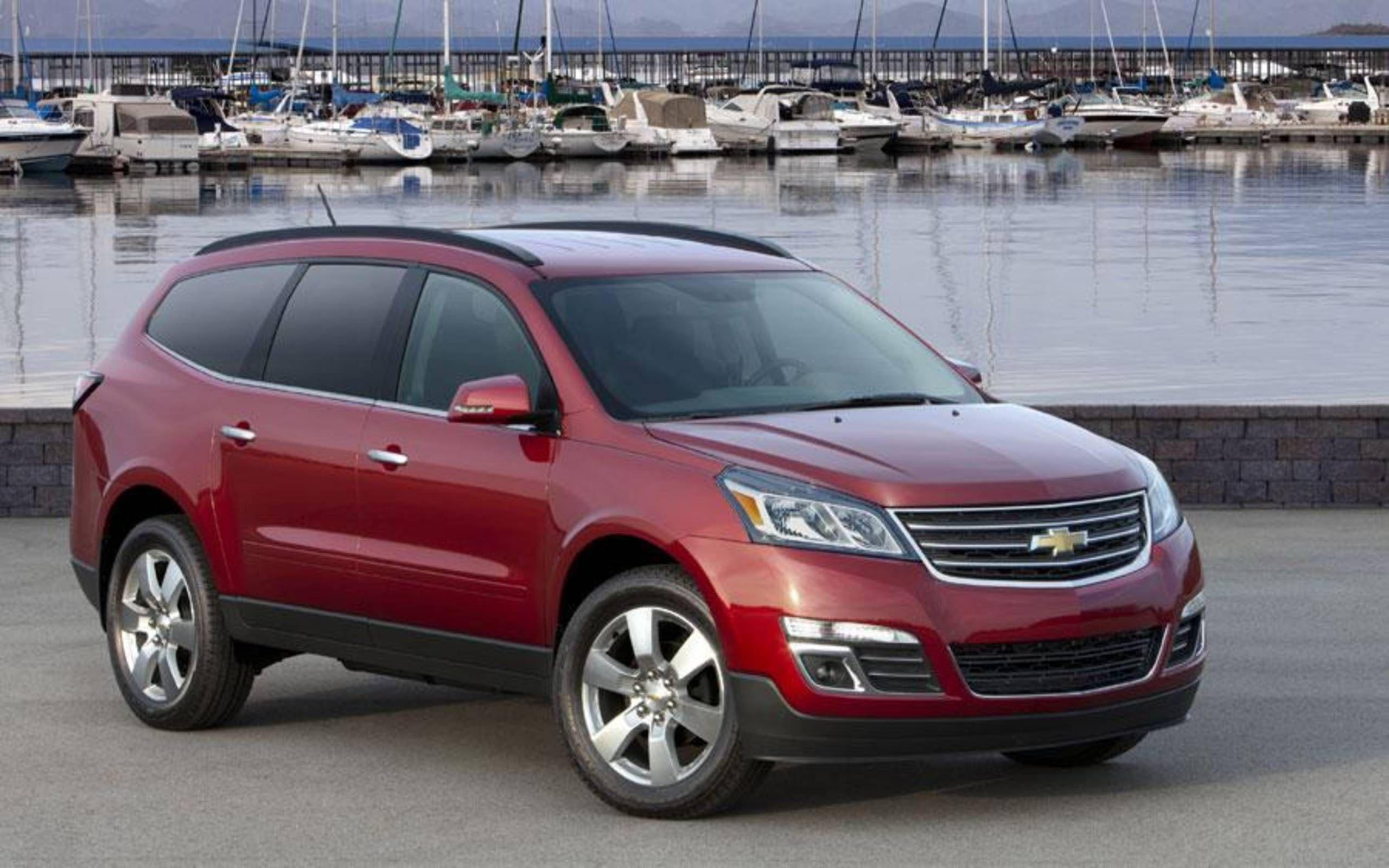 2014 Chevrolet Traverse Ltz Review Notes