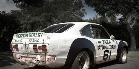 Brad Lord of Speedhunters tells the story of a very cool barn find.