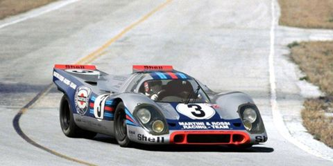 """You can own your very own Porsche 917! Well, not this one. Or a """"real"""" one."""