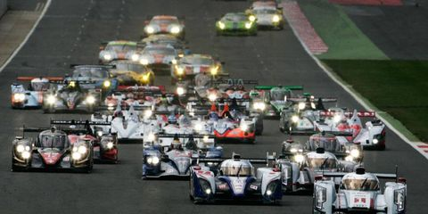 The lights will be on for the latter stages of the World Endurance Championship race at Circuit of the Americas in Austin, Texas, on Sept. 20.