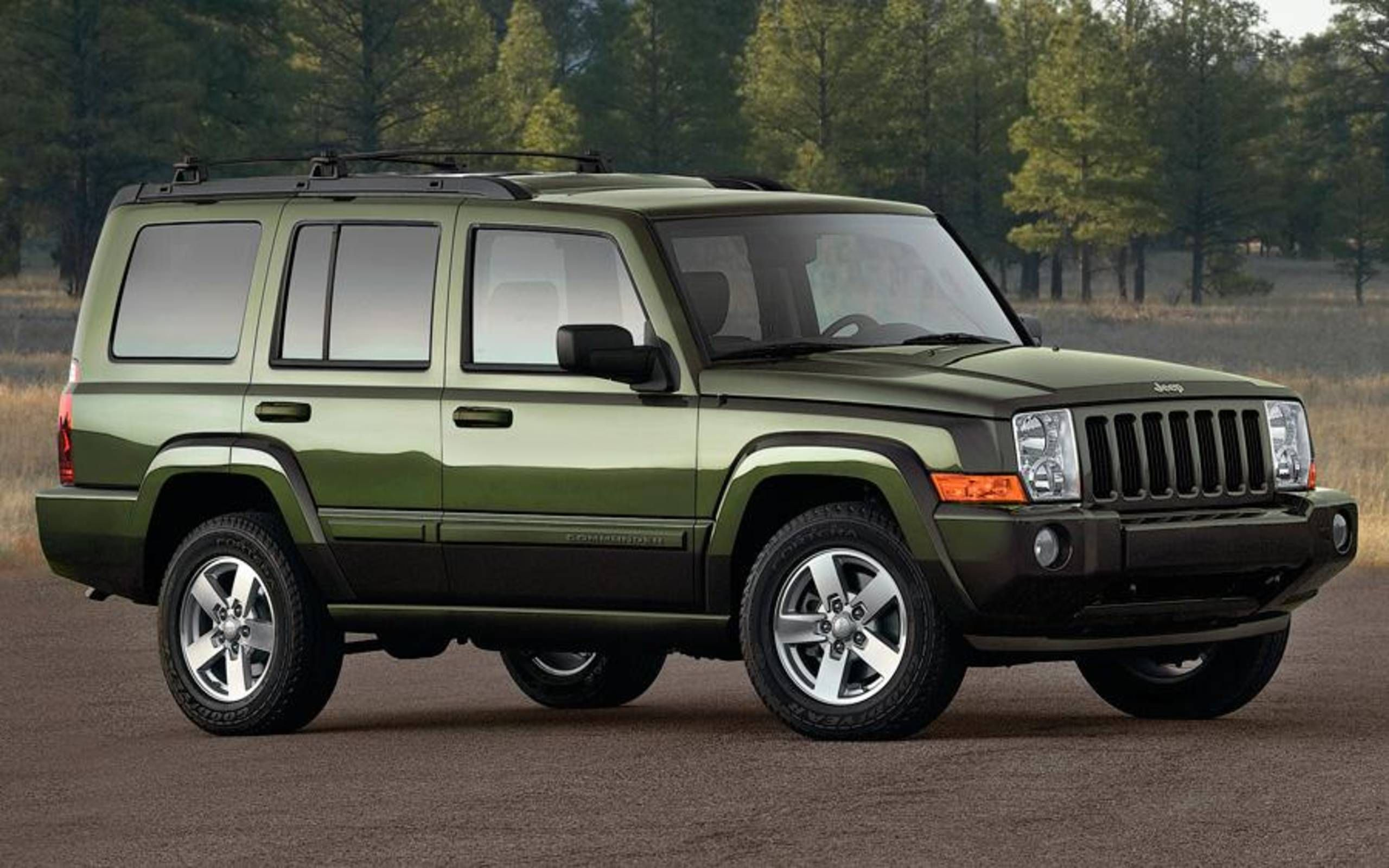 Jeep Grand Cherokee Commander 4wd Problems Unrelated To N23 Recall Chrysler Says