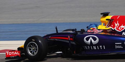 Is Infiniti leaving Red Bull Racing? A German newspaper is reporting the Nissan brand will not renew its sponsorship after 2015.