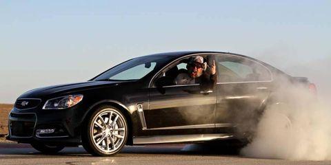 Australia or Texas, this car impresses lovers of traditional rear-drive pushrod V8 cars.