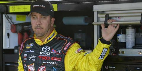Matt Crafton has made three career starts in the Nationwide Series, but has never started a Sprint Cup race.
