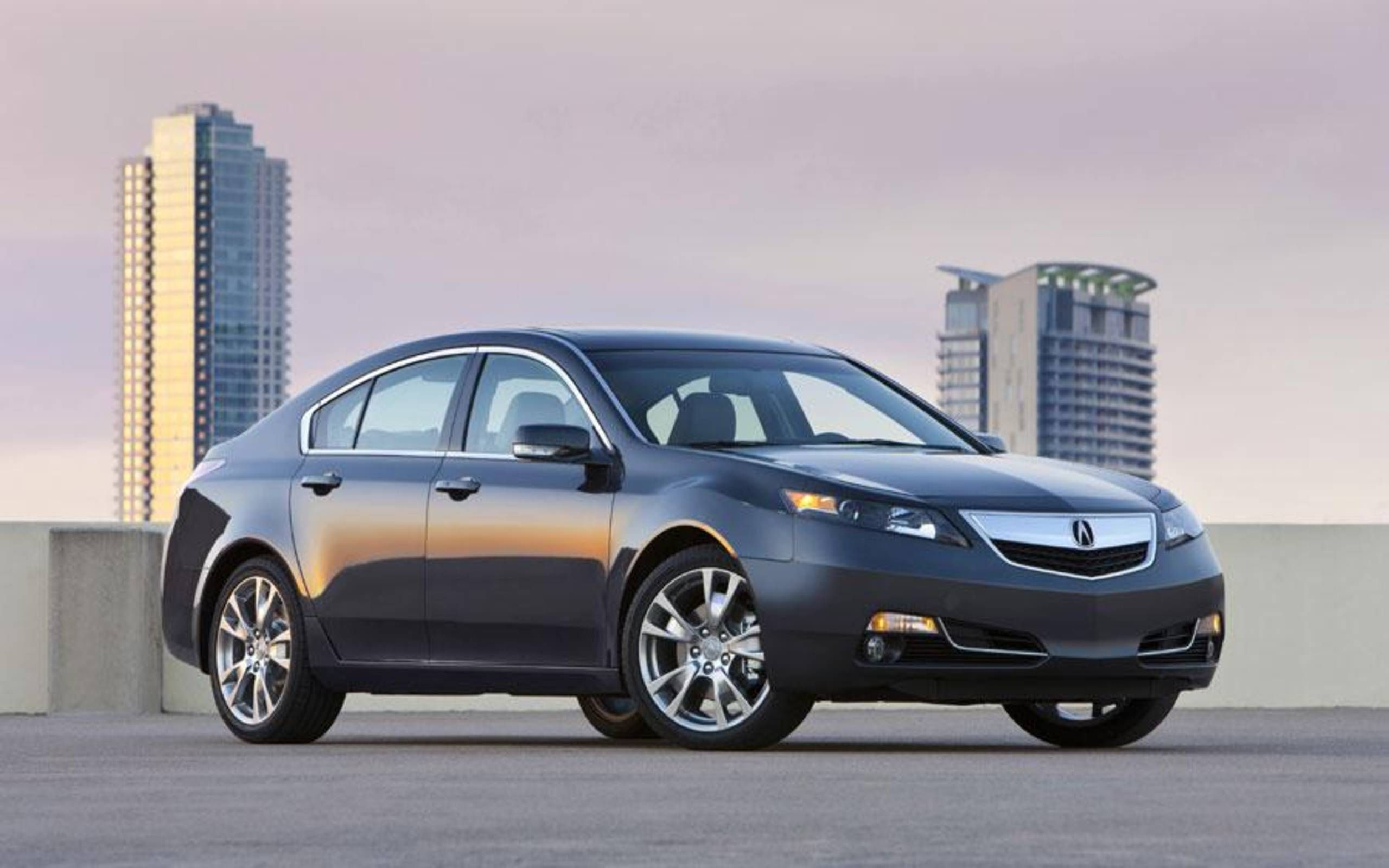2014 Acura Tl Sh Awd Tech Review Notes