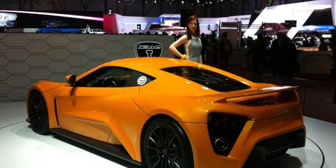 The Zenvo ST1 may come to the U.S. We'll wait until we see one on American soil before getting too excited.