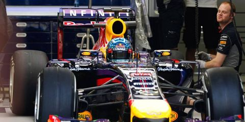 Sebastian Vettel and Red Bull Racing are running out of time to fix the problems that have plagued the team in testing this Formula One offseason.