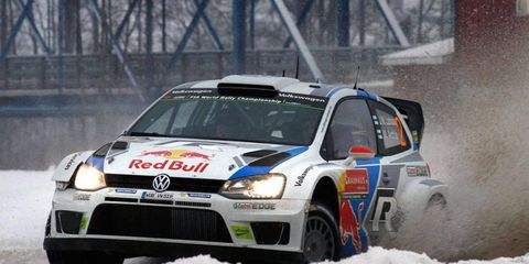 Series points leader Jari-Matti Latvala and Volkswagen are making it look easy this year in the World Rally Championship.