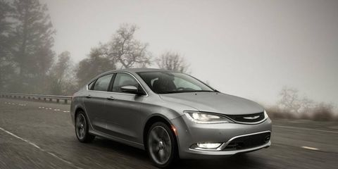 The new 2015 Chrysler 200 finally gives the brand a competitive midsize sedan.