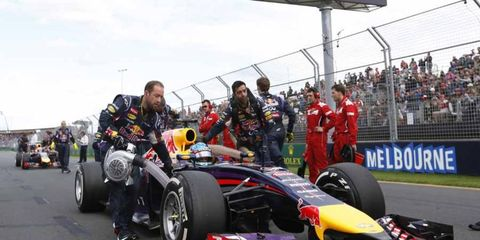 Sebastian Vettel has been one of the most outspoken drivers on the grid in regards to the new low-volume sounds of the cars.