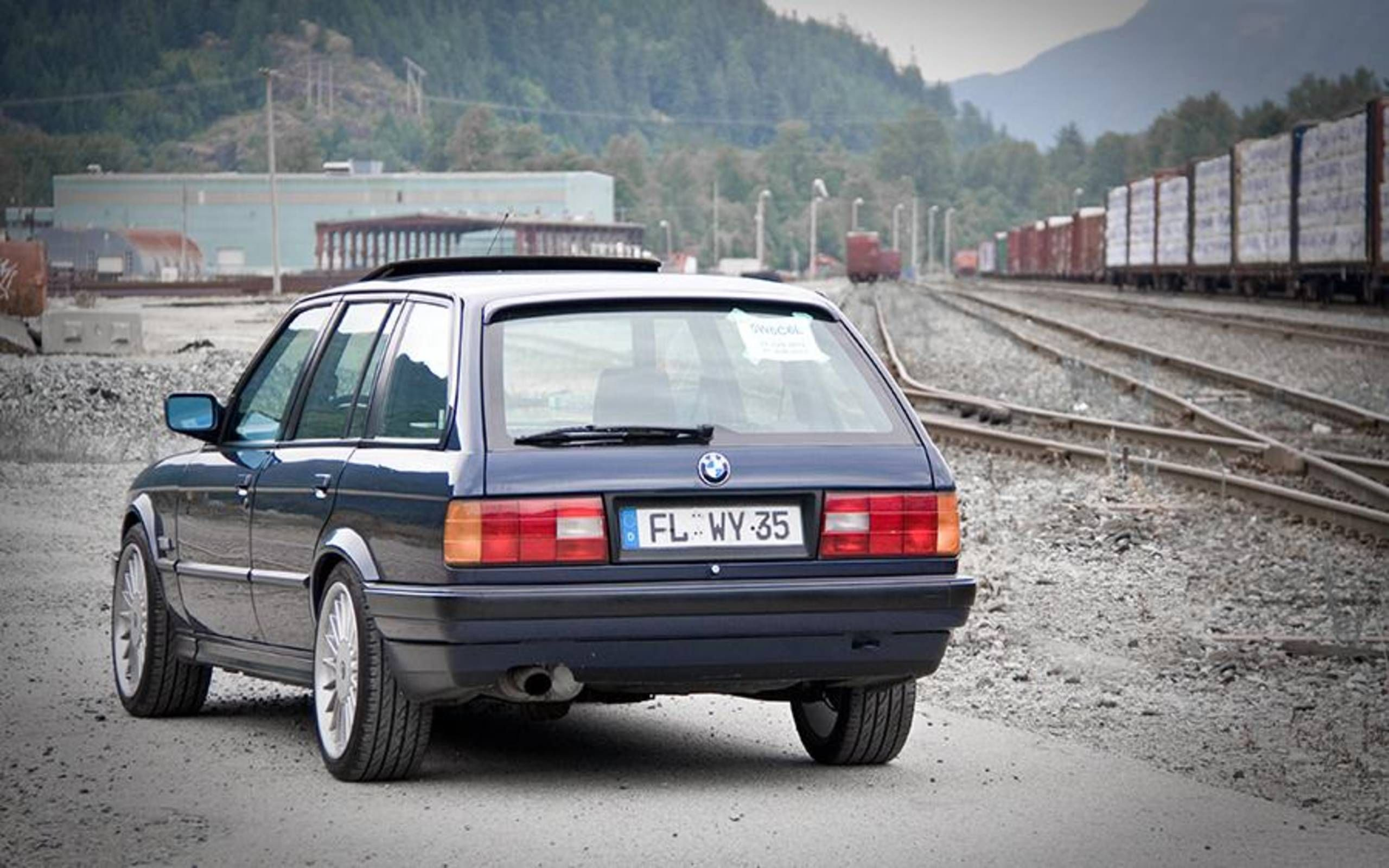 Bmw 3 Series E30 Wagons Are Making Their Way To The U S