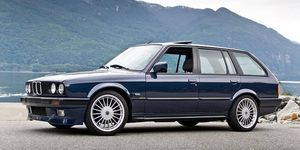 BMW E30 station wagons from 1987 to 1989 are now eligible for importation.