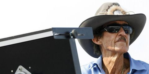 Richard Petty has moved his museum back closer to his home in Level Cross, North Carolina.