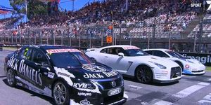 Nissan pitted three of its fastest cars against each other in Australia.
