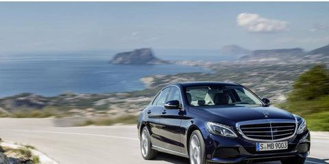 The 2015 Mercedes-Benz C-class is larger than its predecessor and equipped like its bigger siblings.