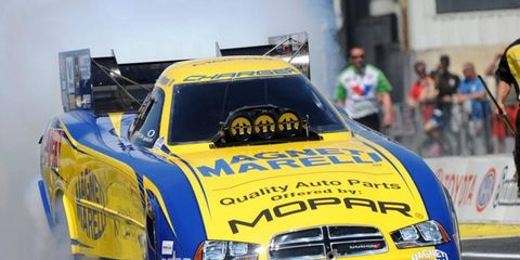 Matt Hagan had a great run in Seattle, extending his Funny Car points lead with a big win.