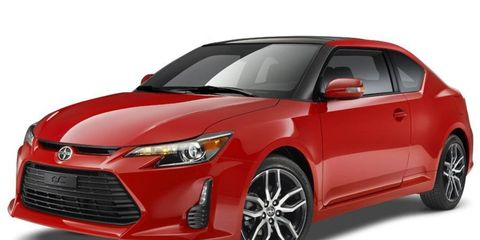 Scion's original coupe is now forgettable.