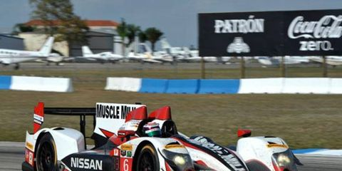 The Muscle Milk/Pickett Racing entry will be sidelined for the next two IMSA Tudor United SportsCar Championship races.