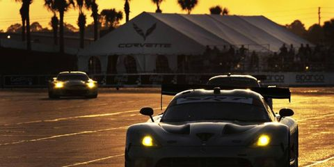 Autoweek has learned that SRT will not have a Viper in the field for the 24 Hours of Le Mans.