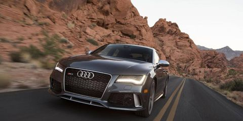 The 2014 Audi RS 7 is an elegant rocket ship.