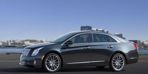 Cadillac is recalling 63,900 XTS sedans made from 2012 through 2014.