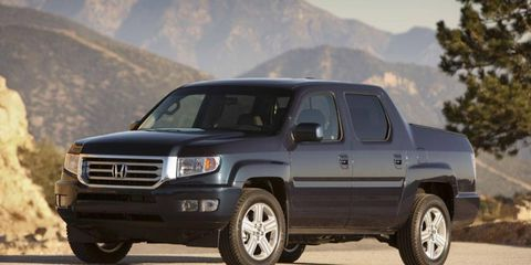 The 2014 Honda Ridgeline RTL Navi is all the truck most people will ever need.