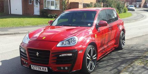 One of the Worst Cars in the World is hiding in a council estate in the U.K. somewhere.